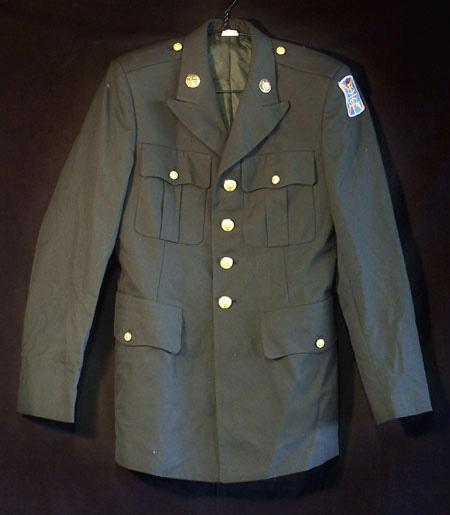 Military Dress Coat