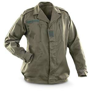 Official French Military Issue F-2 Combat Field Jacket