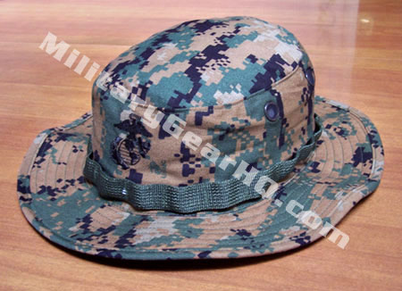 7ed81a53d36 Item  1044 - USMC Official Issue Digital Woodland Camouflage MARPAT ...