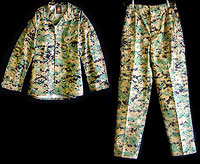 Official USMC Issue Digital Woodland MARPAT Utility Uniforms