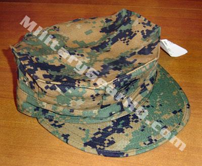 usmc garrison cap