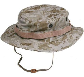 Item  1078 - New Digital Desert MARPAT Style Camouflage Boonie Hat 1612c082b4ec
