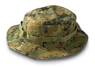 9b0c2be5095 Item  1089 - New Digital Woodland MARPAT Style Camouflage Boonie Hat